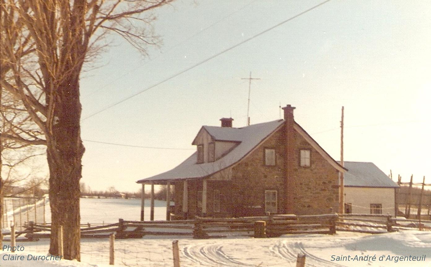 maison de pierre patrimoniale