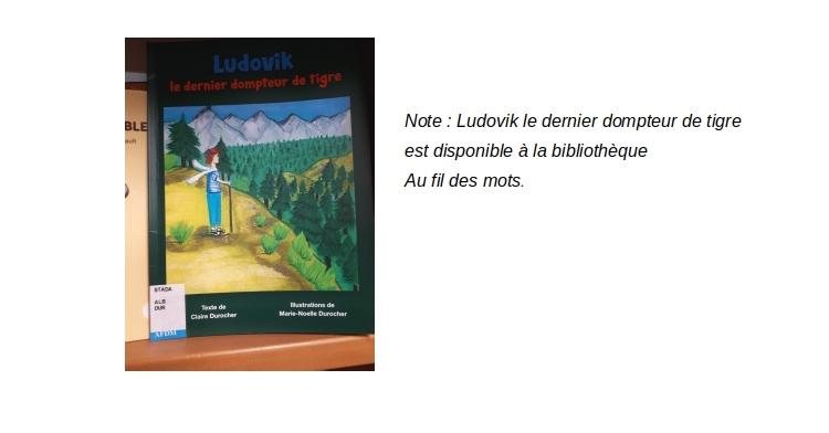 page titre du livre
